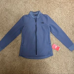 The North Face Blue Zip-Up Jacket